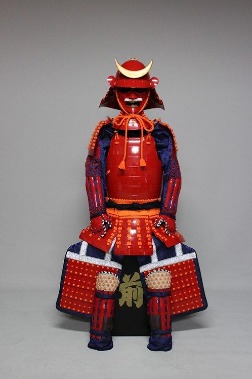 Original armor Red ( No.O-060 ) / Samurai Warrior Replica Armor