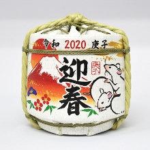 Empty Sake Barre ㉒ Akafuji