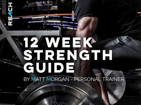 12 WEEK STRENGTH GUIDE eBook