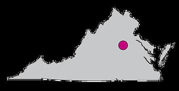Map of Virginia Senate District 12