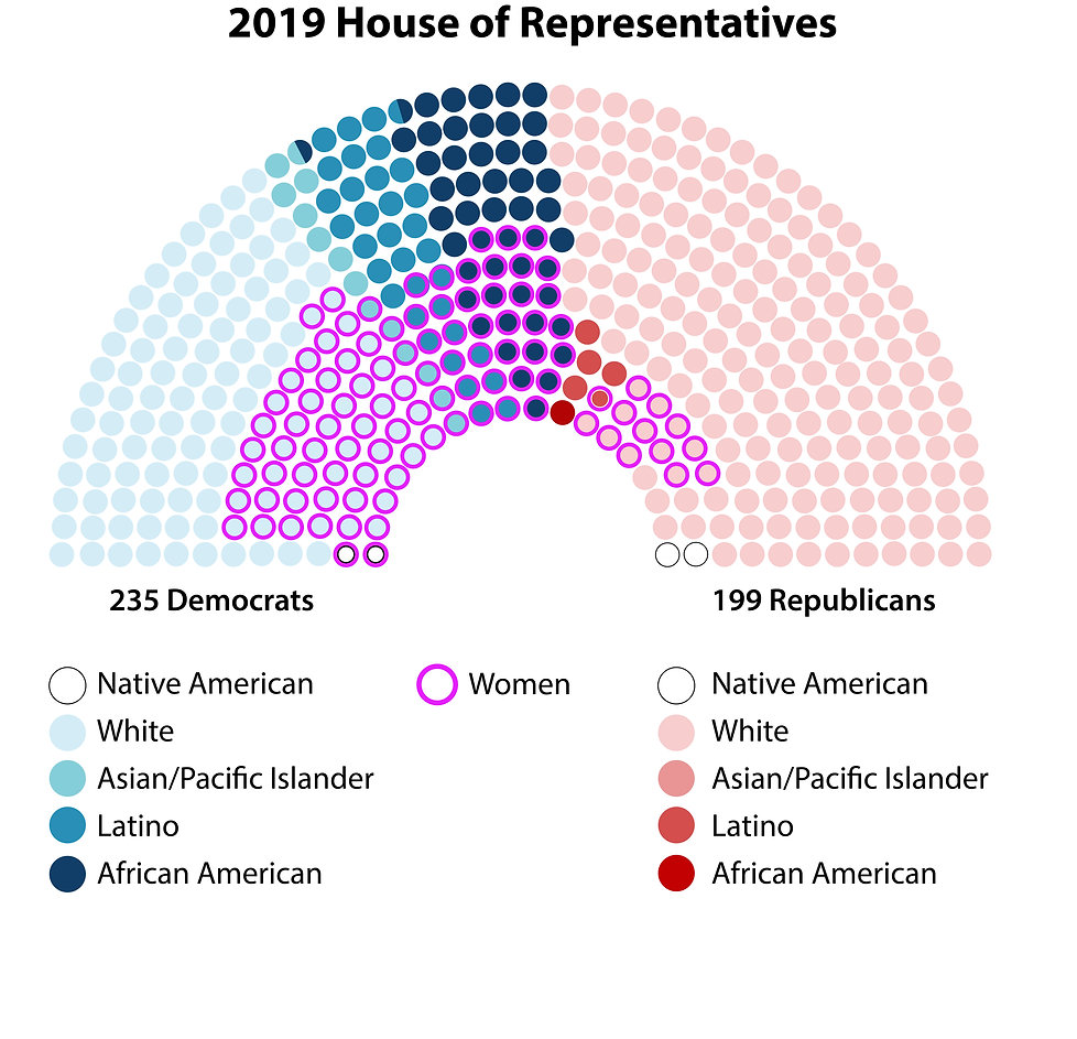 House fan with ethnicity and gender-FINA