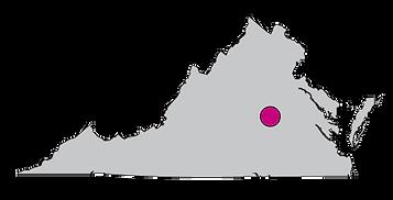 Map of Virginia Senate District 10