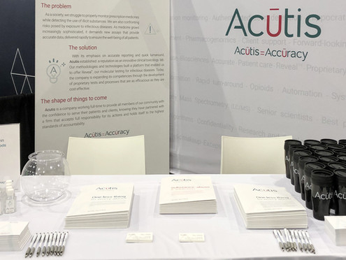 Acutis is a company in motion