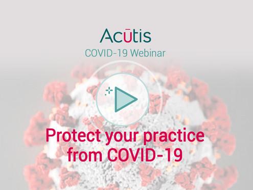 Acutis COVID-19 Webinar, March 19, 2020