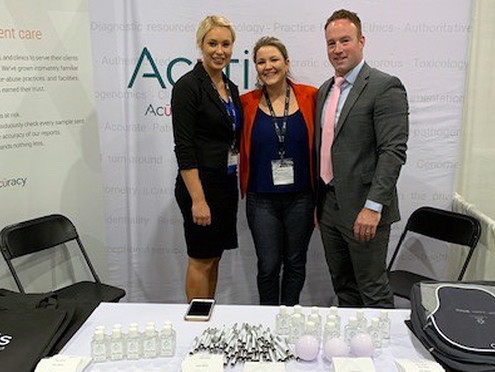 Acutis Steps Up at the 19th Annual ASAP Conference