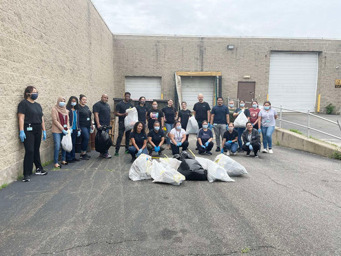 Acutis Campus Cleanup - Spring 2021