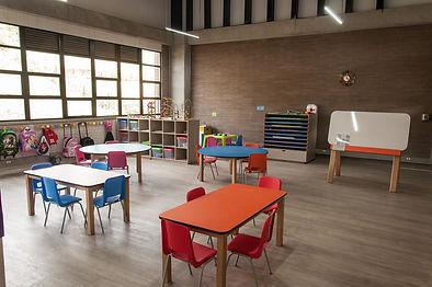 Salón de Clases Liceo Frances