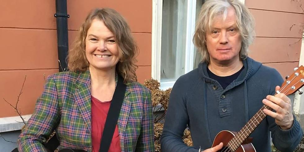 Konsert Elin Furubotn og Torbjørn Økland