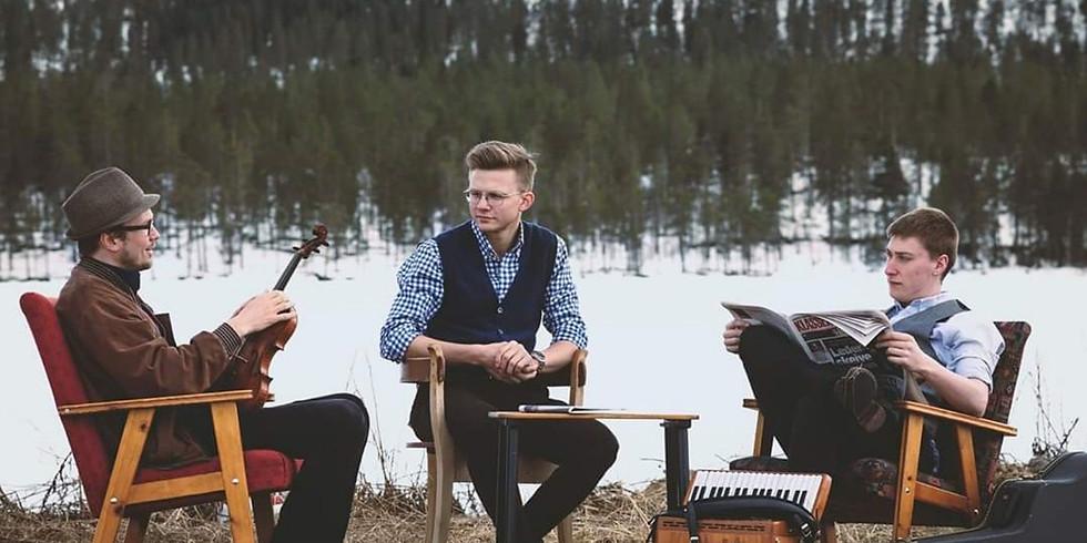 Fryd scene, Anders Lillebo Trio