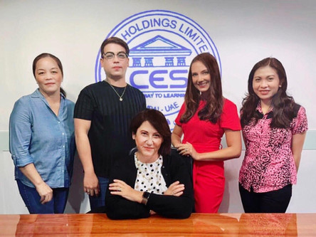 CES Holdings opens first overseas office in Dubai.
