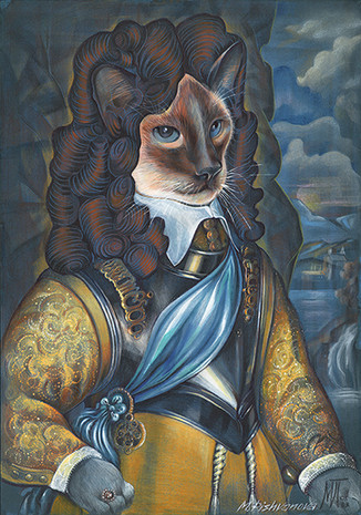 THE SIAMESE CAT KING