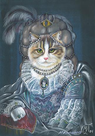 THE CAT QUEEN