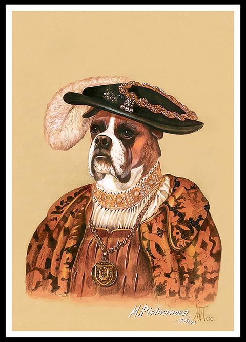 Boxer Print (Duke)