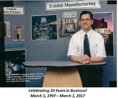 TD Fischer Group Celebrates 20 Years!