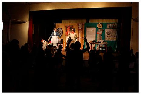 Pièce de théâtre  enfants interactifs
