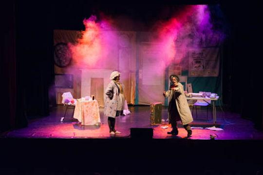 Pièce de théâtre pour enfants La concierge de la rue Grognard