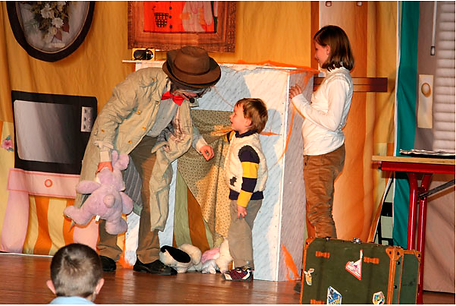 Pièce de théâtre enfants