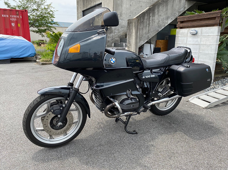 '94 BMW R100RS