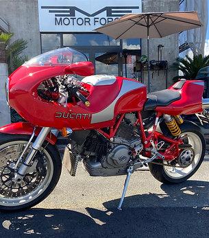 '02 Ducati MH900evoluzione