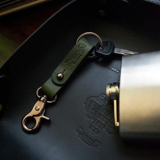TMC Key Fob ArmyGreen + Oxidised Black