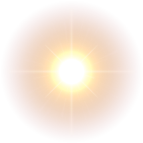 pngkey.com-yellow-lense-flare-png-263197