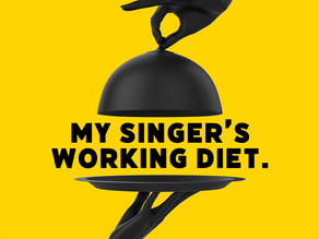 Singer's Working Diet: