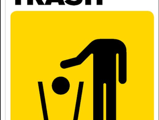Non nominare il trash invano!