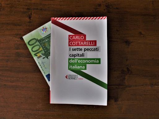 I 7 peccati capitali dell'economia italiana