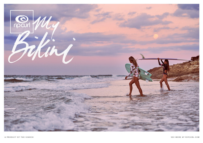 Rip Curl 2018 My Bikini Campaign 19