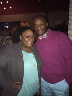with Obbie West