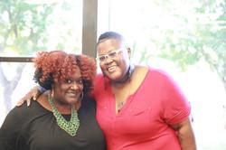 with Valerie Rollins Vaughn
