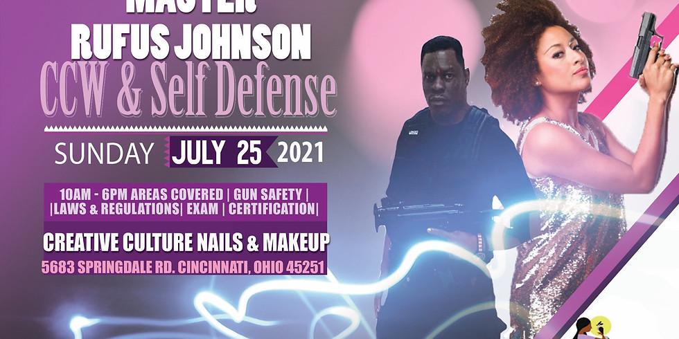 CCW & Self Defense Class