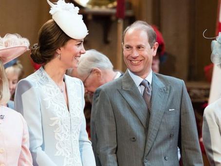Royal visit to Barrow today!