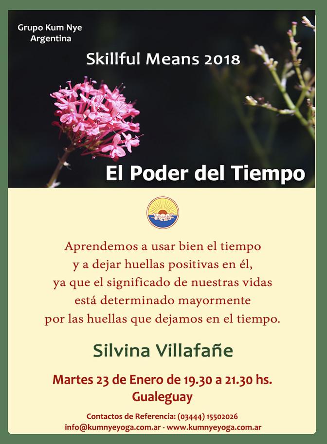 Skillful Means - El Poder del Tiempo en Gualeguay • Enero 2018