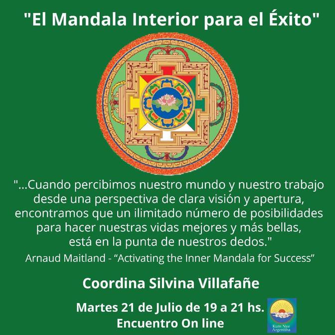 El Mandala Interior para el Éxito - On line