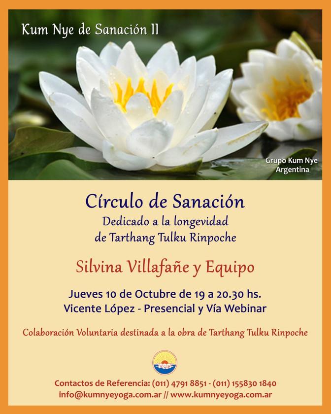 Círculo de Sananción - Vicente López - Octubre 2019