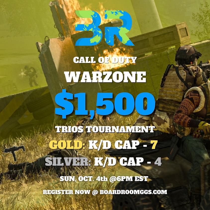 $1,500 Trios Kill Race Tournament