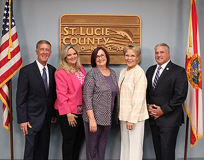 St. Lucie County Commissioners