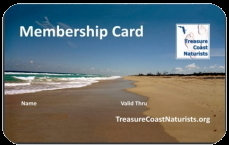 Membership in Treasure Coast Naturists