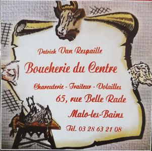 Boucherie Van Respaille