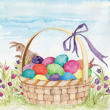 childrens picture book about Easter