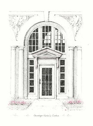 Visitor's Center Print