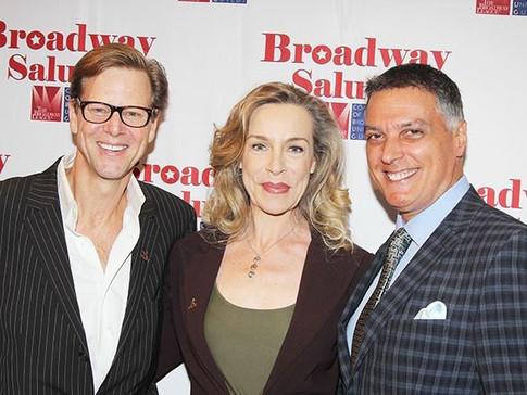 Broadway Salutes Awards with Ellen Harvey and Robert Cuccioli