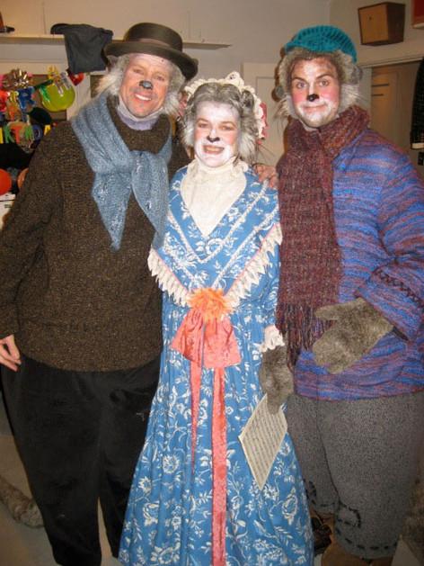 """""""Emmett Otter"""" with Cass Morgan and Daniel Reichert"""