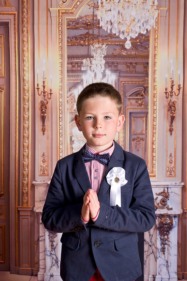 First Communion Studio Session