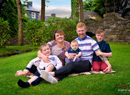 The Cunningham family photo session  | Lismore