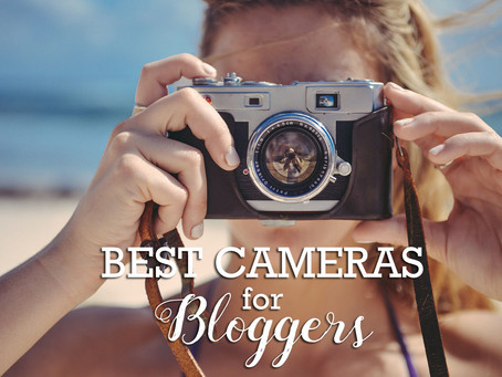 Ask the Photographer:  Best Cameras for Bloggers.