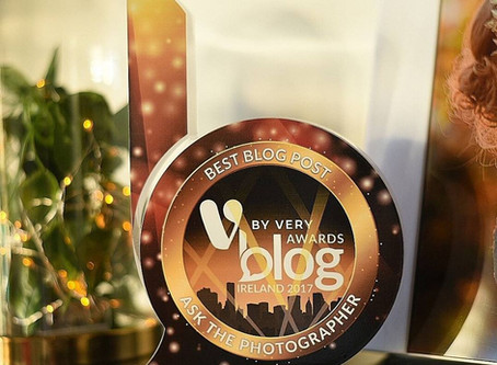 Gold and Silver ~ V by Very Blog Awards 2017