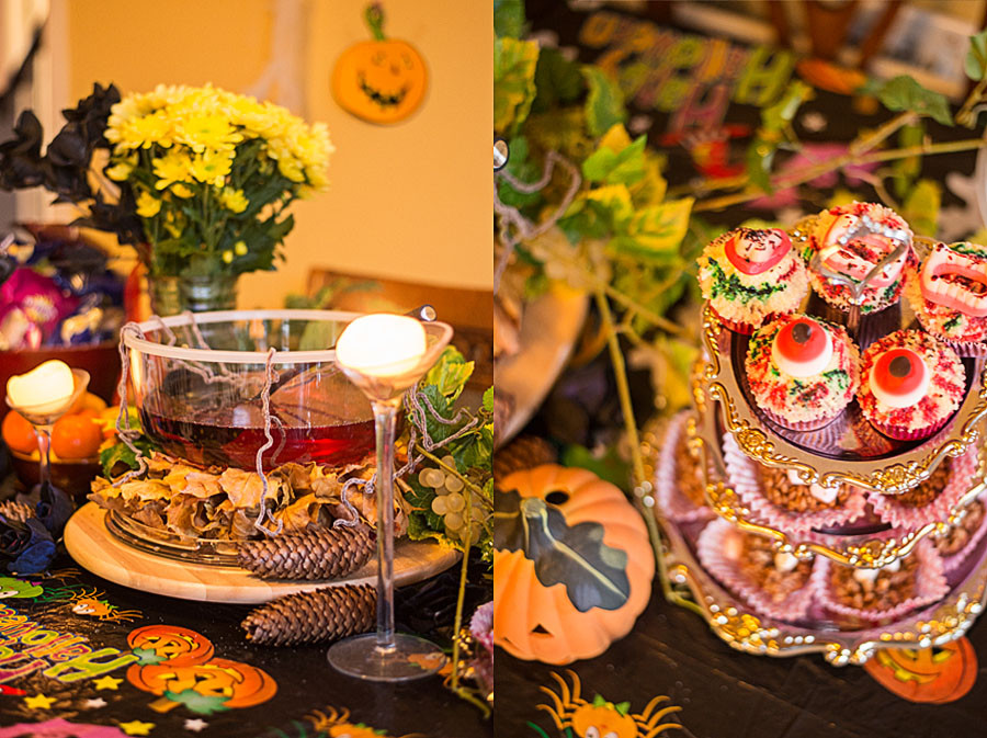 halloween photography tips food party idea