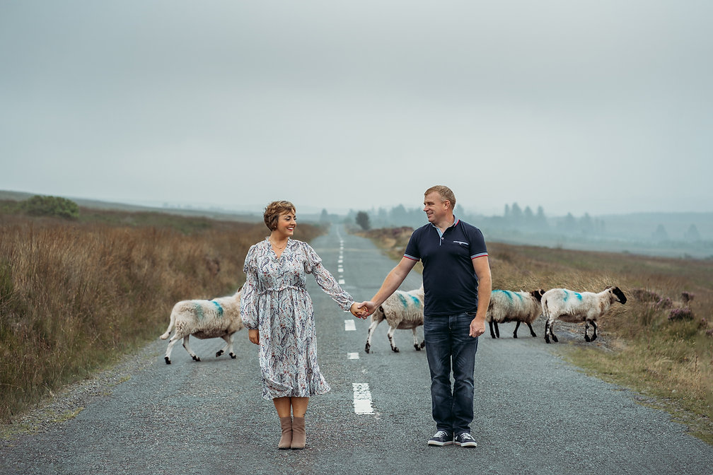 surprise-proposal-engagement-photography-photographer-waterford-comeragh-mountains-couple-